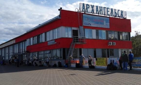 ЖД Вокзал ЖД вокзал Архангельск-Город